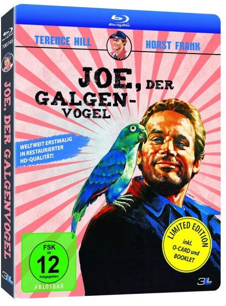 (Amazon Prime) Joe, der Galgenvogel - O-Card Version - Blu-Ray für 3,76 EUR