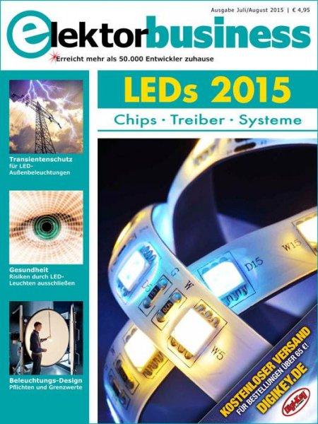 PDF Sonderheft Elektor Business LEDs 2015
