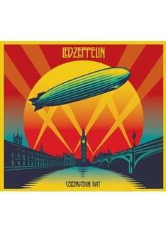Led Zeppelin Celebration Day (Blu Ray + 2 CDs) [Blu-ray] Digipack inkl.Vsk für ~ 11,32 € > [Base.com]