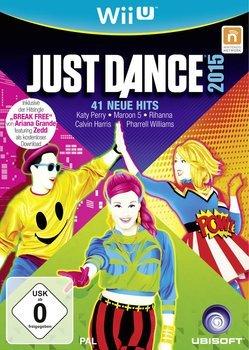 [Conrad] Just Dance 2015 (Wii U) für 16,65€ [Abholung] *** PS4-Version + Füllartikel im Wert von 5,55€  für 19,45€ [Lieferung]