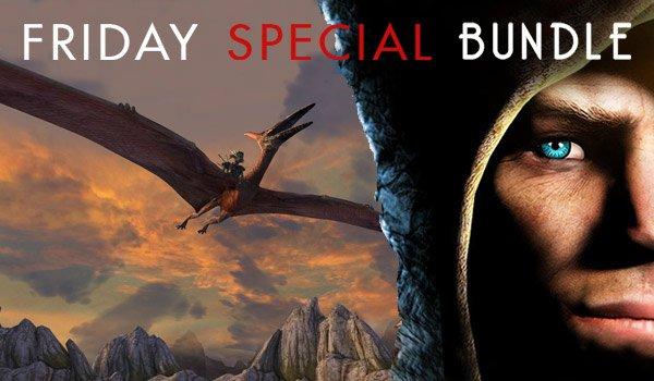 [STEAM] Friday Special #18 Bundle @ Indie Gala
