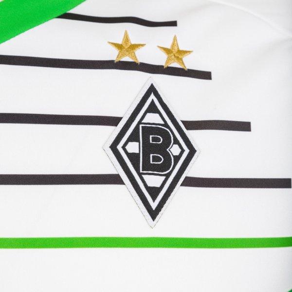 Borussia Mönchengladbach BMG M'gladbach Trikot Home 2013/2014 Herren Weiß Kappa 27,95€ [-63 %]