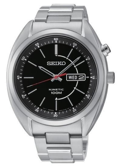 [amazon.de] Seiko Kinetic SMY119P1 Herren Edelstahluhr für 111,98€ incl.Versand!