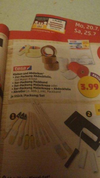 [Penny] Tesa Packabroller oder 3er Rolle Packband für je 3,99€ ab 23.07.
