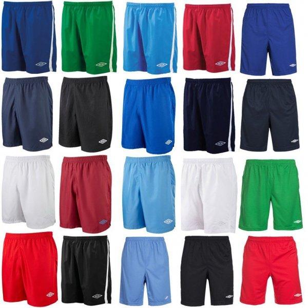 Umbro Sport Shorts für Kinder & Herren Short kurze Hose Fußball Fitness Running *ebay WOW* 6,99€ inkl. Versand