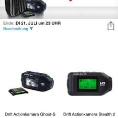 Neuer Bestpreis: Full HD Actioncam Drift Ghost-S bei Amazon buyvip