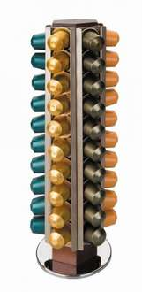 (WHD) Ibili Nespresso Kapselspender für 60 Kapseln
