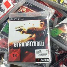 Stranglehold  PlayStation 3 PS3  lokal Saturn Berlin Alexanderplatz