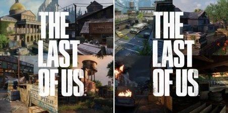 "[PSN PS3] The Last Of US - Multiplayer Kartenpacks ""Zurückgewonnene Gebiete"" / ""Verlassene Gebiete"""