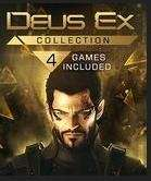 Deus Ex Sammlung 4 Spiele @ Greenman Gaming (STEAM)