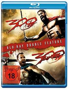 "[Saturn] ""300"" & ""300: Rise of an Empire"" (Bluray) für 9,99€ versandkostenfrei"