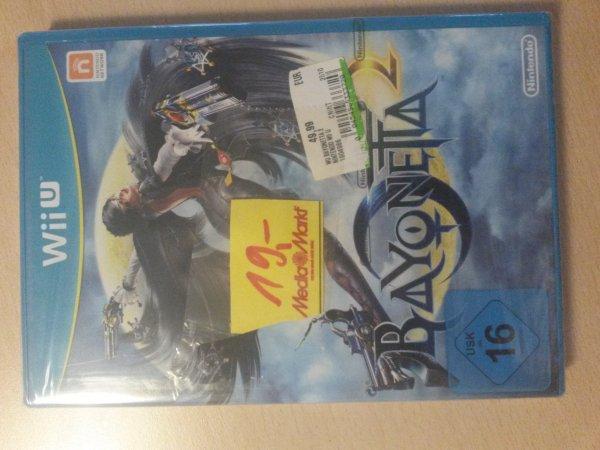 [Media Markt Karlsruhe] Bayonetta 2 Wii u 19€