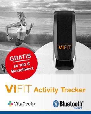 [shop-apotheke.com] ViFit Activity-Tracker kostenlos bei Bestellung ab 100€
