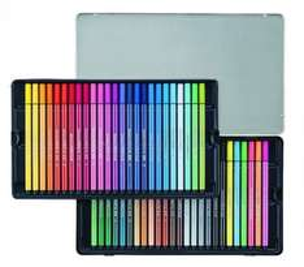Stabilo Stifte günstig durch Limango 30 EUR Gutschein – z.B. 50er Box Pen 68