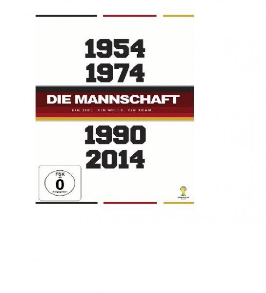 Sonntagsknüller bei Müller - Blu-Ray Die Mannschaft für 13,99 Euro