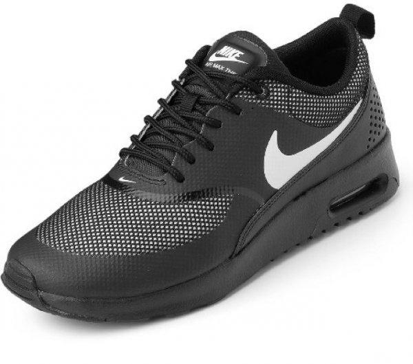 Für die Damen: Nike Air Max Thea Black in den Größen 35,5 - 38,5