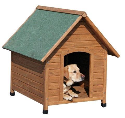 Kerbl Hundehütte Größe: 100 x 88 x 99 cm für nur 99,99€