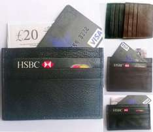 [ebay] Kreditkartenetui Leder in schwarz oder Braun für 1,90€ inkl. Versand aus GB