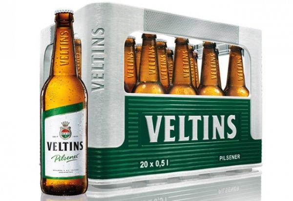 "[trinkgut-Märkte] 2 Kästen Veltins Pilsener 20x0,5 o. 24x0,33 inkl. 6er-Pack Veltins Radler für 21,50 € oder 2 Kästen ""Oscar Maxxum"" für 10,00 € = 5,00 € je Kasten"