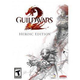 [Origin] Guild Wars 2 - Heroic Edition PC für 16,67€ @ CDKeys