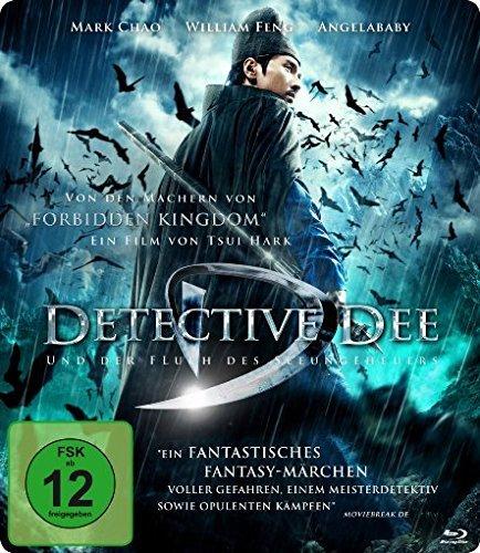 Detective Dee und der Fluch des Seeungeheuers - Steelbook [Blu-ray] für 6,99€ @Amazon.de (Prime)
