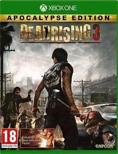 [Amazon.it] Dead Rising 3: Apocalypse Edition (Xbox One) (komplett in dt.) für 23,38€