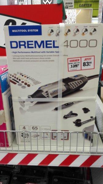 Dremel 4000-4/65 bei Toom Kempten