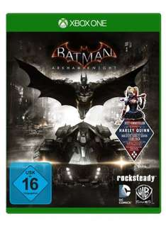 [Lokal Saturn Trier] Batman: Arkham Knight - [Xbox One]