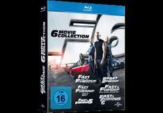 Fast & Furious 1-6 [Blu-ray Box] 26,99€ - Amazon und MediaMarkt