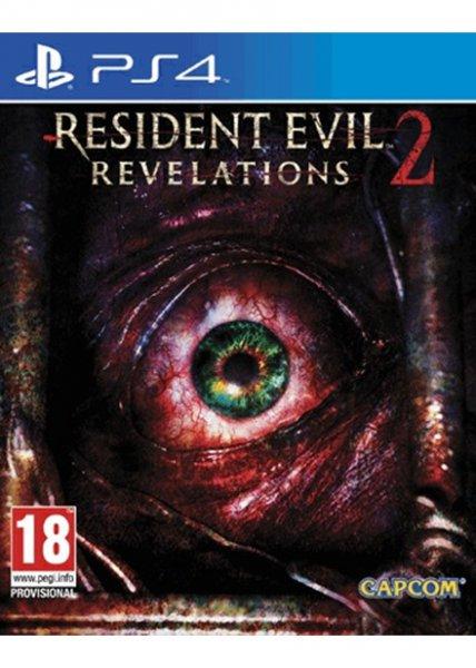 base.com - Resident Evil Revelations 2 PS4 für 23,67 € inkl. Versand / Vergleichspreis: 34,99 € auf Deutsch spielbar