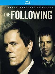 The Following - Staffel 1 [Blu-ray] inkl. Vsk für 16,39 € > [amazon.it]