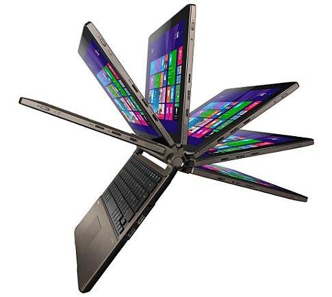 """Medion Akoya P2213T - 2in1 Touch Notebook (11,6"""" FHD, Intel Celeron N2940, 2GB Ram, 500GB HDD, 32 GB eMMC, microHDMI, Wlan ac, Win 8.1) für 195€ @Medion"""