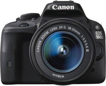 [Lokal] Media Markt Leipzig: Canon EOS 100D 18-55mm DC III Kit für 350 Euro + 20 Euro Gutschein + 40 Euro Canon Cashback