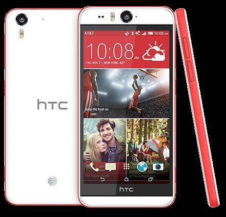 HTC Desire Eye - nur für Schweizer - mobilzone.ch