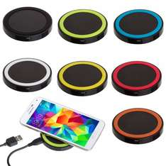 New Qi Wireless Power Pad Charger für 2,40 €, @Ebay