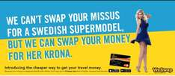 Kostenlose Prepaid-MasterCard mit 16 verschiedenen Währungen: WeSwap Travel Money