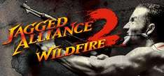 [steam]Jagged Alliance 2  Wildfire [Sammelkarten]