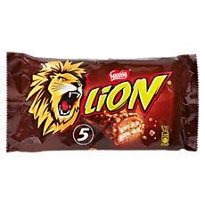 [MAGOWSKY] Nur noch heute: Nestlé Lion Schokoriegel (5x 42 g = 210 g) für 0,79 € (Angebot)