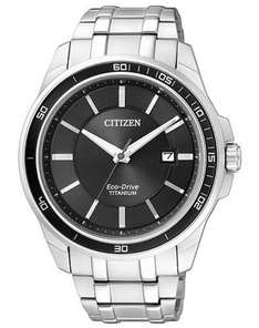[Amazon] Citizen Eco Drive Super Titanium BM6920-51E (Saphirglas, Eco-Drive)