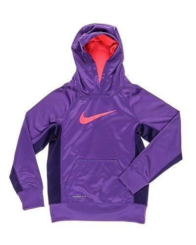 Nike Mädchen Sweatshirt mit Kapuze / Vorhandene Größen S: 128-140  M: 140-152 (Dunkelrosa) und XL: 158-170 (Lila)