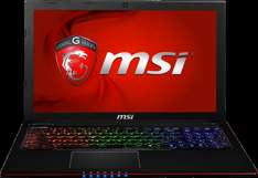 Gaming Notebook MSI GE60-2QDi782 - Intel Core i7-4720HQ 2.60GHz (Win8.1/GTX 950M)