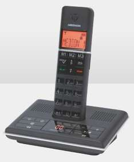 DECT Telefon MEDION LIFE P63010 mit AB / B-Ware 9,95 EUR zzgl. Versand