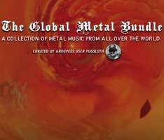 ? The Global Metal Bundle ~ Metal Musik ? @ Groupees