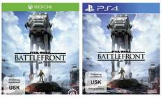 [Voelkner.de] Star Wars Battlefront Xbox One / Playstation 4 für 51,07€ (Vorbestellung)