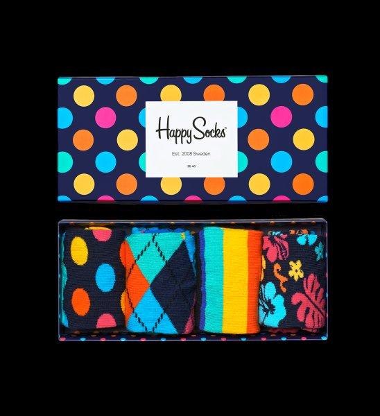 Happy Socks - 30% auf viele Artikel und kostenloser Versand + 15% Gutschein