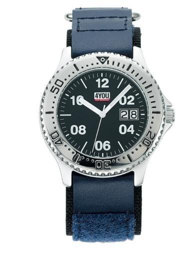 Damen/Herren/Kinderuhren => 4YOU Uhren zw. €6,90 und €14,90 und VSK frei @uhr.de