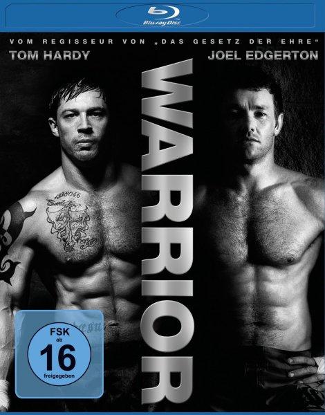 Warrior Blu-ray Neu OVP für 5,97€ [Prime]