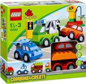 (Rossmann bundesweit) Lego Duplo 10552 Fahrzeug Kreativset