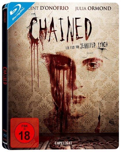[Media-Dealer] Chained - Blu-Ray - Steelbook für 8,65