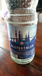 [REWE CENTER Hamburg] 25,2 Liter Alstertaler (=Magnus) Mineralwasser